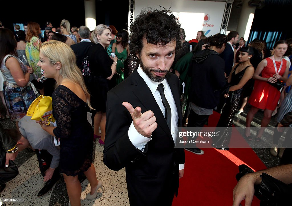 Comedian Bret McKenzie arrives at the New Zealand Music Awards at Vector Arena on November 21, 2013 in Auckland, New Zealand.