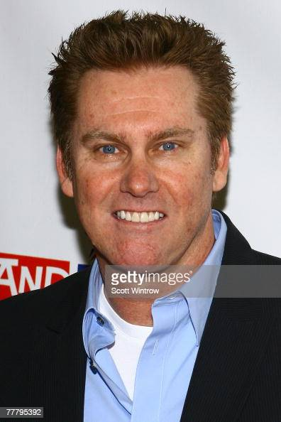 Comedian Brian Regan attends Stand Up For Heroes A Benefit For The Bob Woodruff Family Fund at Town Hall on November 07 2007 in New York City