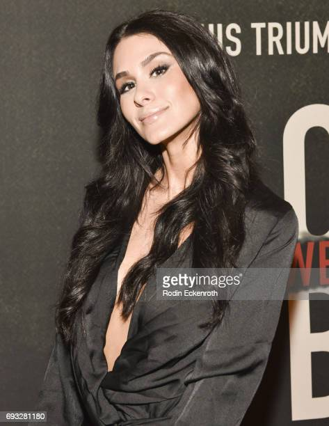 Comedian Brittany Furlong attends the premiere of 'Chris Brown Welcome to My Life' at Regal LA Live Stadium 14 on June 6 2017 in Los Angeles...