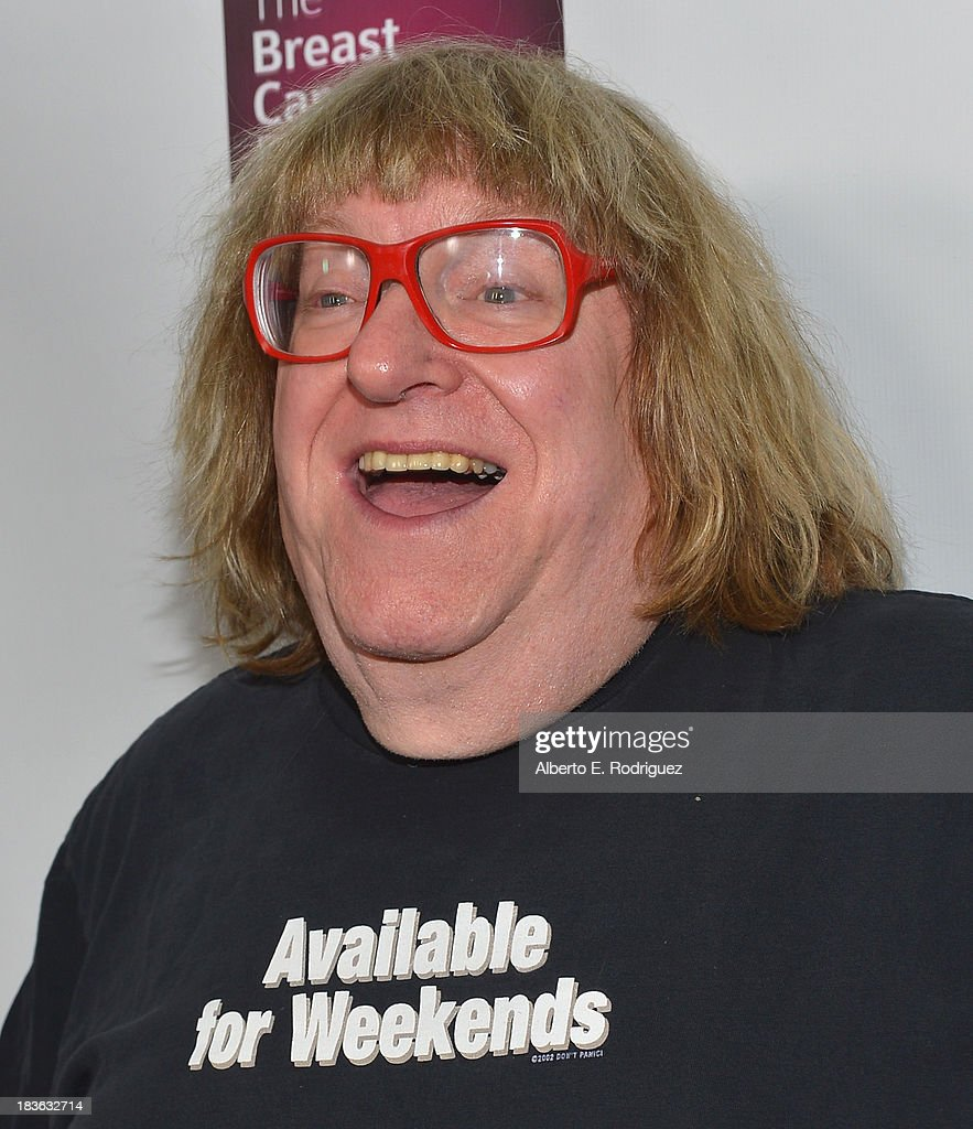 Comedian Bruce Vilanch attends The National Breast Cancer Coalition Fund presents The 13th Annual Les Girls at the Avalon on October 7, 2013 in Hollywood, California.