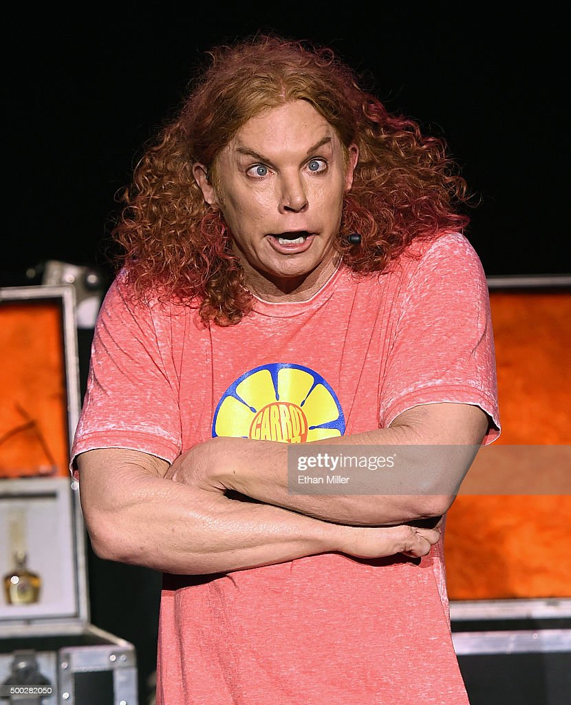 Ticket Tuesdays Return to the Island in April!  |Carrot Top 2015
