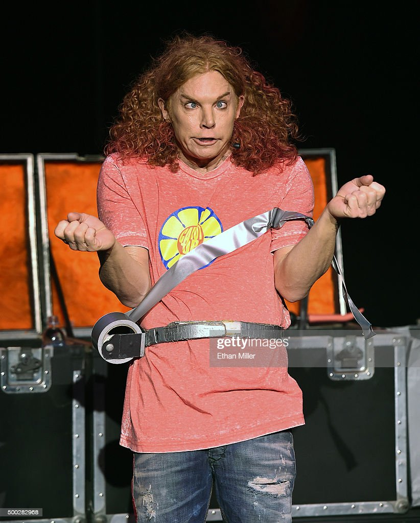 Carrot Top steroids and plastic surgery 02 – Celebrity ...  |Carrot Top 2015