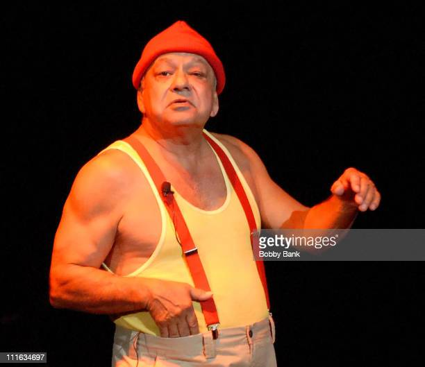 Comedian Cheech Marin of Cheech Chong performs live for their first tour in over 25 years on September 12 2008 at the Tower Theater in Upper Darby...
