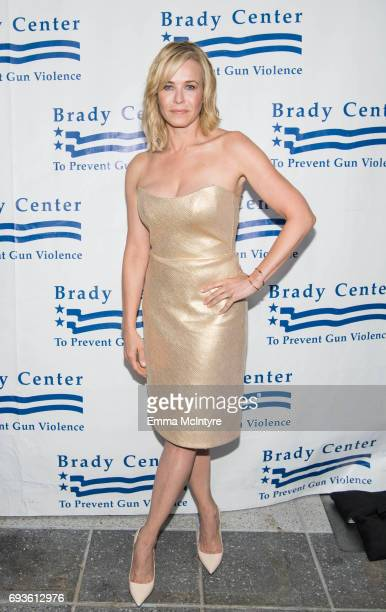 Comedian Chelsea Handler attends the Brady Center's Bear Awards Gala at NeueHouse Hollywood on June 7 2017 in Los Angeles California