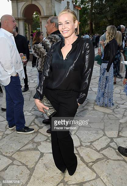 Comedian Chelsea Handler attends The Heart Foundation 20th Anniversary Event honoring Discovery Land Company's Mike Meldman at the Green Acres Estate...