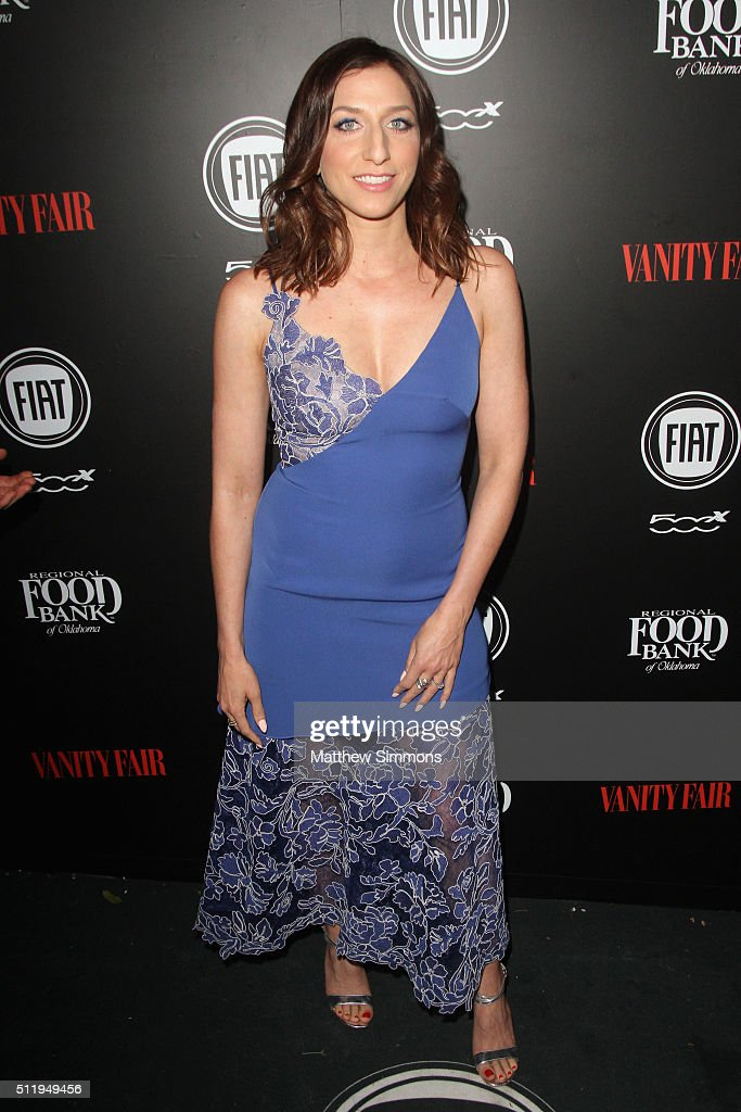 Comedian Chelsea Peretti attends Vanity Fair and FIAT Young Hollywood Celebration at Chateau Marmont on February 23, 2016 in Los Angeles, California.