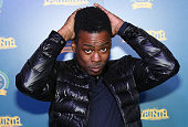 Comedian Chris Rock attends Celebrity Charades 2014 Judgment Day at Capitale on October 27 2014 in New York City