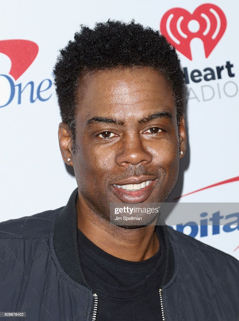 Comedian Chris Rock attends Z100's Jingle Ball 2016 at Madison Square Garden on December 9, 2016 in New York City.