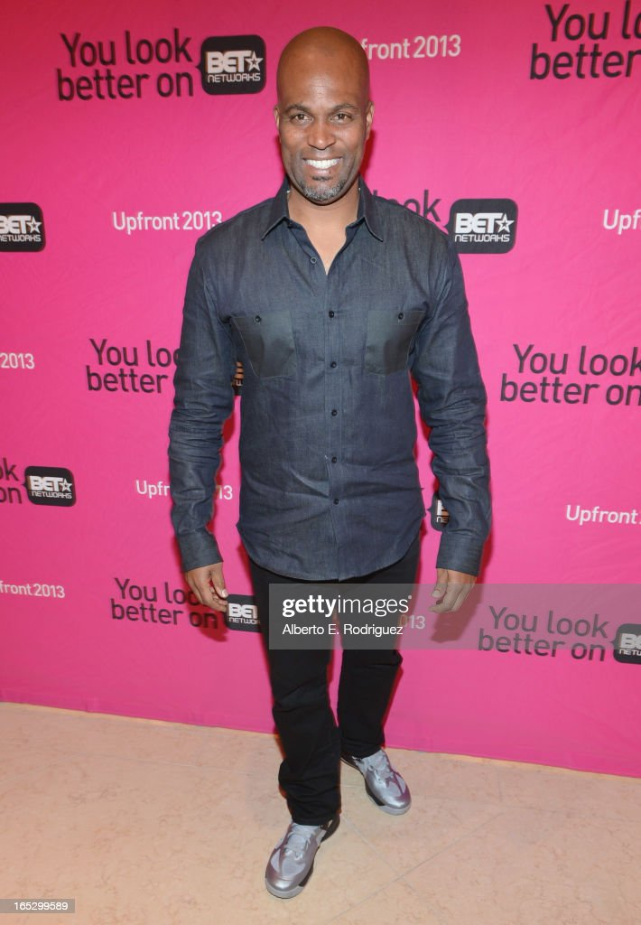 Comedian Chris Spencer attends the BET Networks' 2013 Los Angeles Upfront at Montage Beverly Hills on April 2, 2013 in Beverly Hills, California.