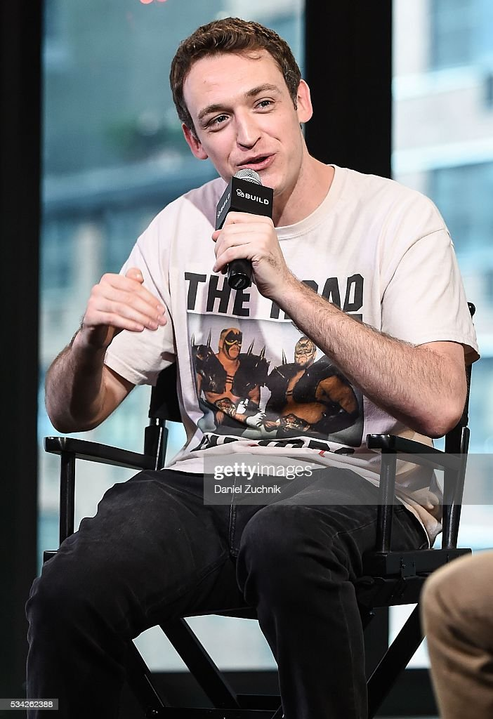 Comedian Dan Soder attends AOL Build to discuss his Comedy Central special 'Not Special' at AOL Studios on May 25, 2016 in New York City.