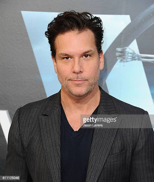 Comedian Dane Cook attends the premiere of 'Westworld' at TCL Chinese Theatre on September 28 2016 in Hollywood California