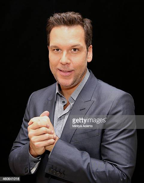 Comedian Dane Cook poses for a portrait on October 13 2014 at AOL Studios in New York City