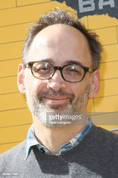 Comedian David Wain attends the Premiere of Warner Bros Pictures' 'The LEGO Batman Movie' at the Regency Village Theatre on February 4 2017 in...