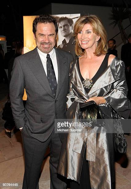 Carolyn Ali Espley dennis miller wife stock photos and pictures | getty images