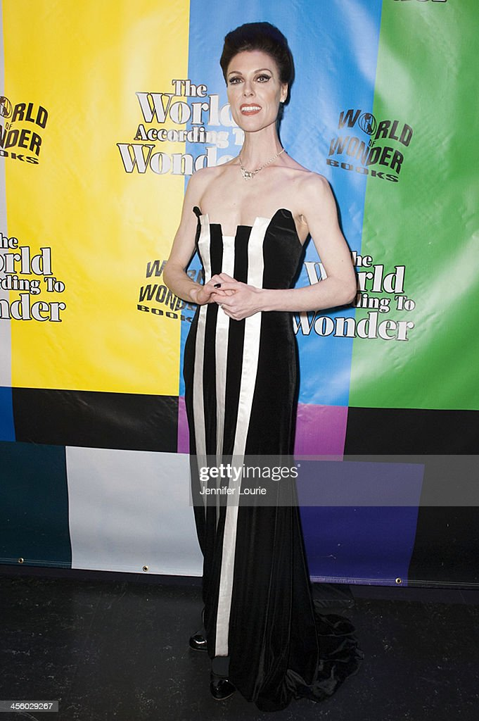 Comedian Deven Green attends the 2013 World of Wonder Holiday Party and 1st Annual WOWie Awards at The Globe Theatre on December 12, 2013 in Universal City, California.