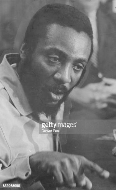 Comedian Dick Gregory Speaks Seriously The country 'was headed for trouble' before Nazis acted Credit Denver Post