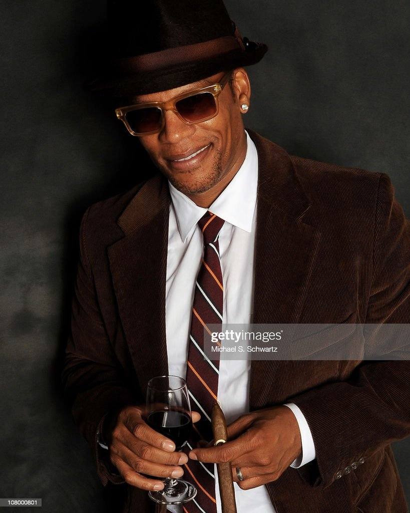 Comedian DL Hughley Peforms At The Ice House