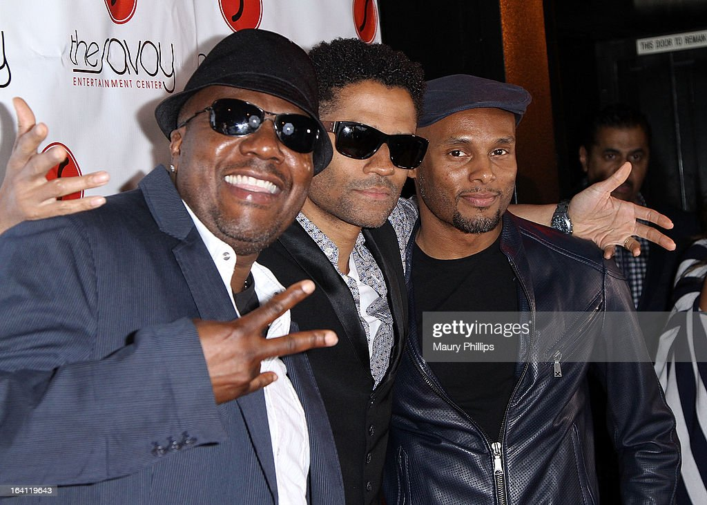 "TV One's ""Unsung"" Series Red Carpet Event For ""And Now...The World Premiere Of Johnny Gill"""