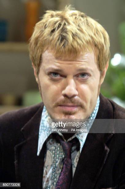 Comedian Eddie Izzard joins the cast of Peter Nichols' classic play 'A Day in the Death of Joe Egg' at the Comedy Theatre in London Izzard takes over...