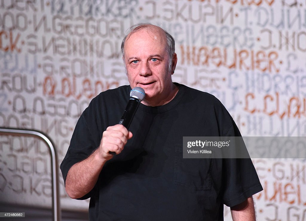 Comedian Eddie Pepitone performs at Fast Company Hosts First-Ever LA Creativity Counter Conference at 72andSunny on May 7, 2015 in Los Angeles, California.