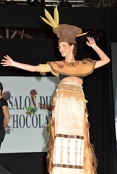 Salon du chocolat 2012 fashion chocolate show photos and - Salon du vin versailles ...