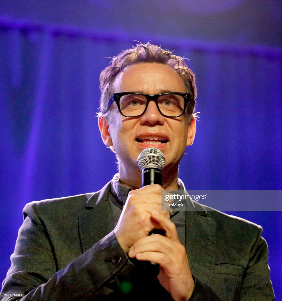 Comedian Fred Armisen performs onstage at the Larkin Comedy Club during Colossal Clusterfest at Civic Center Plaza and The Bill Graham Civic Auditorium on June 3, 2017 in San Francisco, California.