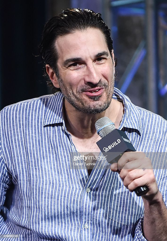 Comedian Gary Gulman attends AOL Build to discuss his career on May 06, 2016 in New York, New York.