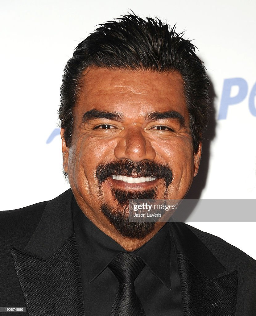 Comedian <a gi-track='captionPersonalityLinkClicked' href=/galleries/search?phrase=George+Lopez&family=editorial&specificpeople=202546 ng-click='$event.stopPropagation()'>George Lopez</a> attends PETA's 35th anniversary party at Hollywood Palladium on September 30, 2015 in Los Angeles, California.