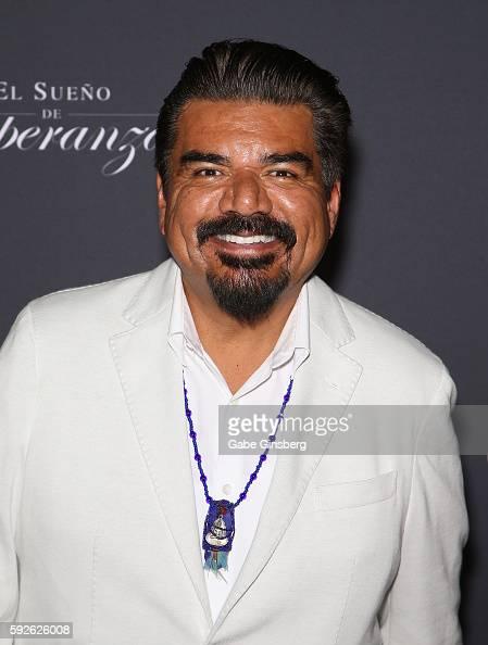 Comedian George Lopez attends the Padres Contra El Cancer's 16th annual 'El Sueno de Esperanza' celebration at The Venetian Las Vegas on August 20...