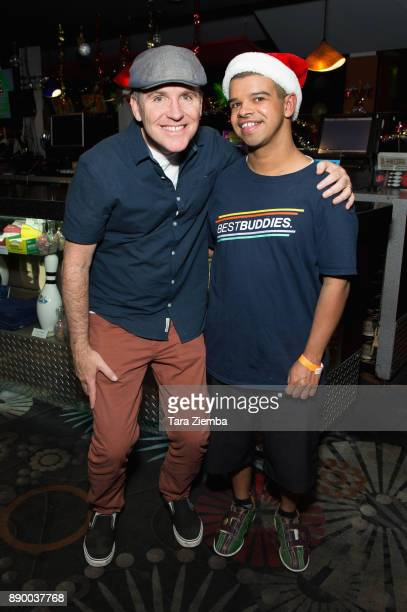 Comedian Greg Fitzsimmons attends Bowling For Buddies at PINZ Bowling Entertainment Center on December 10 2017 in Studio City California