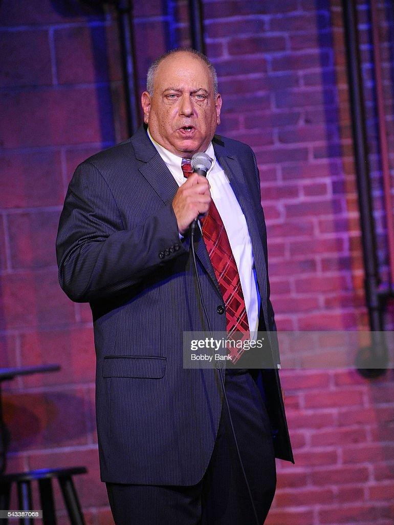 Comedian Hardley Dangerous attends the Stars Stand Up for Fallen Officers at Punchline Philly on June 27, 2016 in Philadelphia, Pennsylvania.