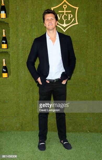 Comedian Hayes MacArthur attends the 8th Annual Veuve Clicquot Polo Classic at Will Rogers State Historic Park on October 14 2017 in Pacific...