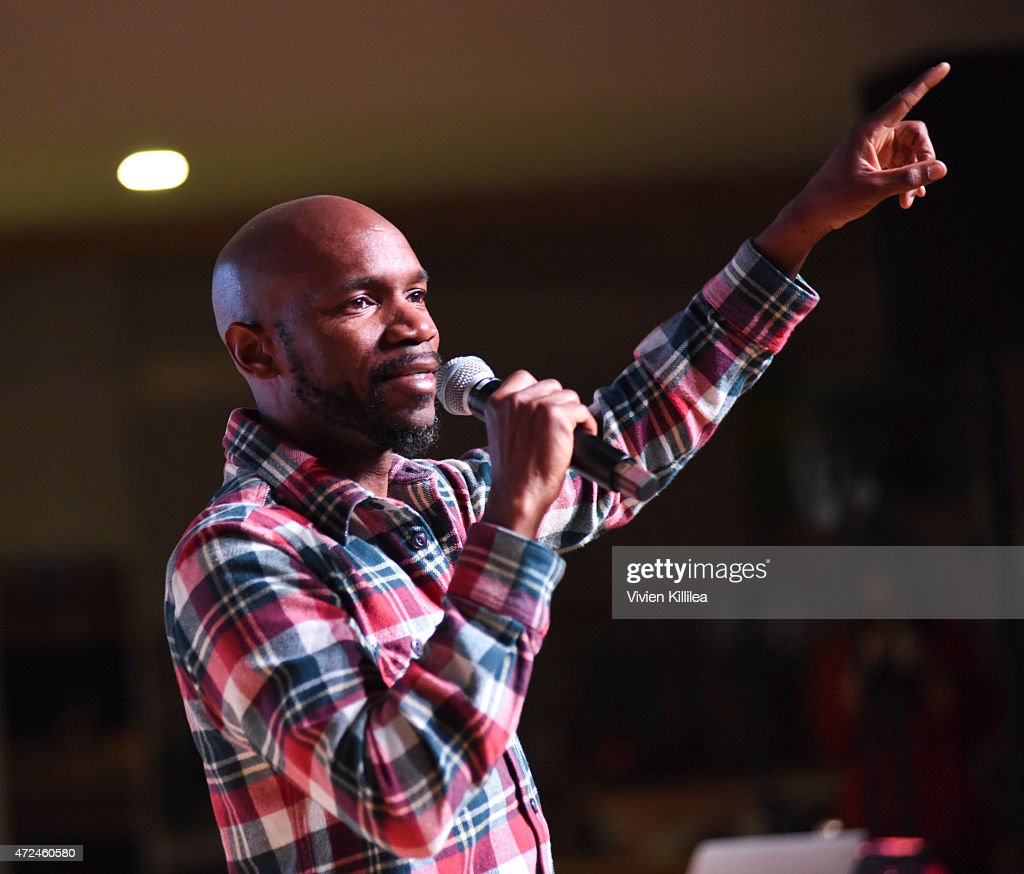 Comedian Ian Edwards performs at Fast Company Hosts First-Ever LA Creativity Counter Conference at 72andSunny on May 7, 2015 in Los Angeles, California.