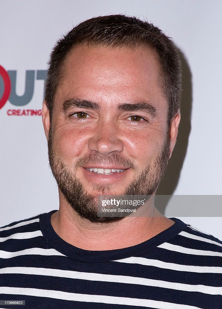 Comedian Ian Harvie attends the Outfest Film Festival - Screenwriting Lab Reading at Directors Guild Of America on July 18, 2013 in Los Angeles, California.