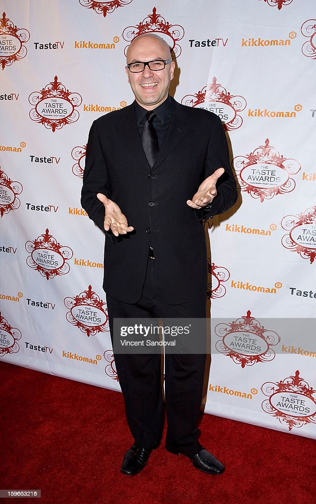 Comedian James Cunningham attends the 4th annual Taste Awards at Vibiana on January 17, 2013 in Los Angeles, California.