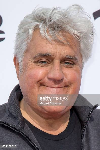 Comedian Jay Leno attends the premiere of CNBC's 'Jay Leno's Garage' Season 2 at the Universal Studios Backlot on June 09 2016 in Universal City...
