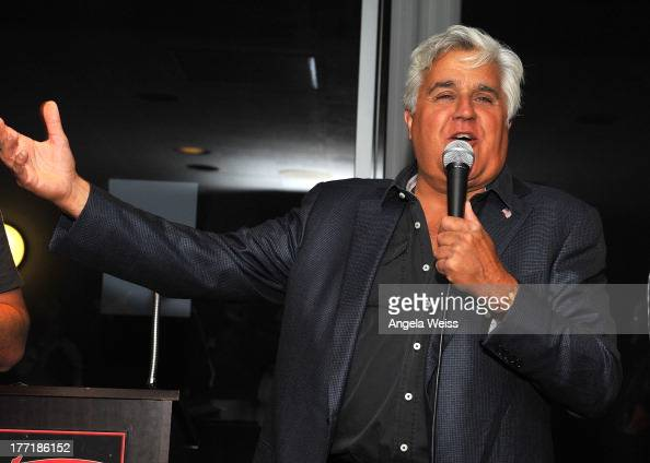 Comedian Jay Leno host Return to the Salt with Brough Superior presented by Matchless and Ace Cafe at the The Petersen Automotive Museum on August 21...