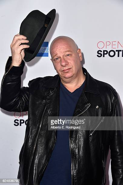 Comedian Jeff Ross attends the 3rd Annual Airbnb Open Spotlight at Various Locations on November 19 2016 in Los Angeles California