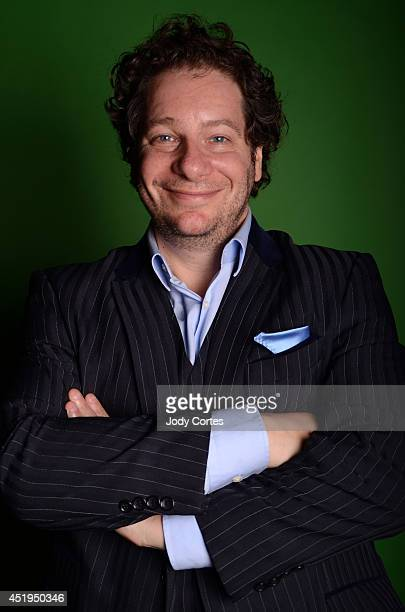 Comedian Jeff Ross poses for a portrait at the 40th Annual Saturn Awards held at The Castaway on June 26 2014 in Burbank California
