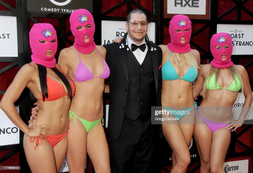Comedy Central Roast Of James Franco - Arrivals