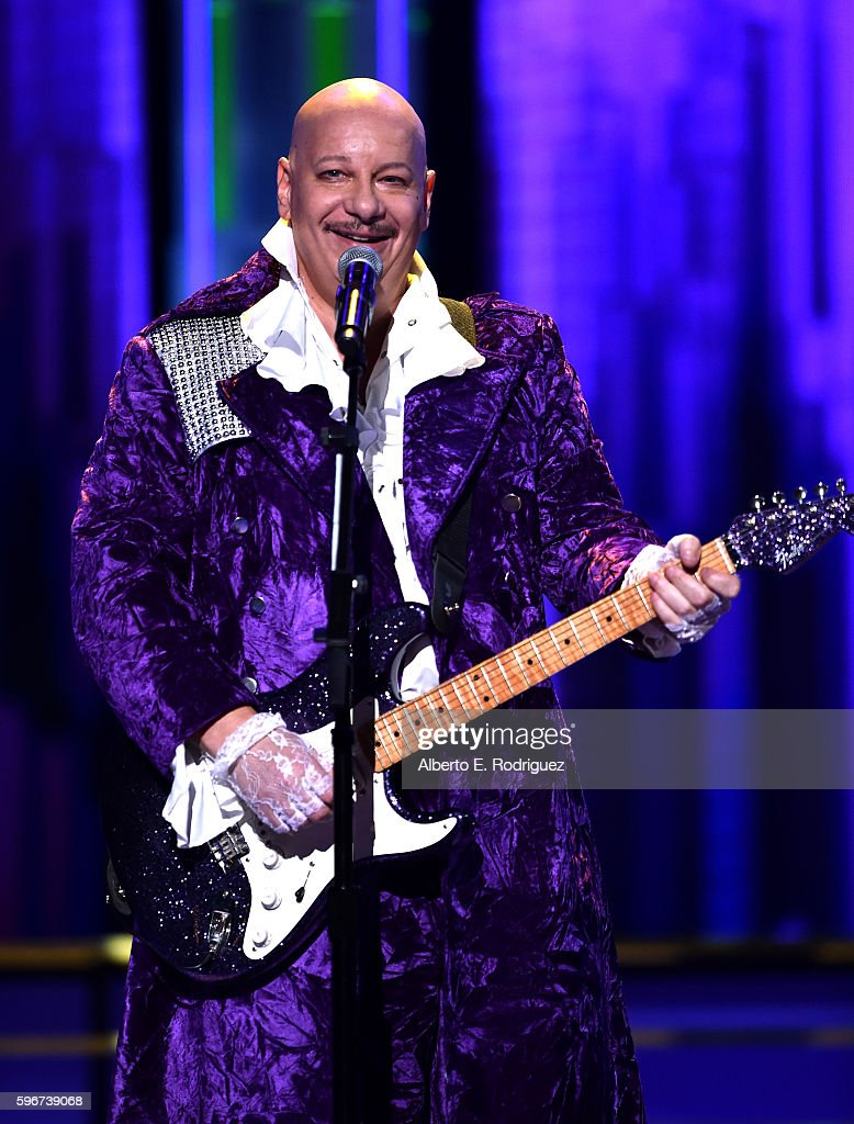 Comedian Jeffrey Ross speaks onstage at The Comedy Central Roast of Rob Lowe at Sony Studios on August 27, 2016 in Los Angeles, California. The Comedy Central Roast of Rob Lowe will premiere on September 5, 2016 at 10:00 p.m. ET/PT.