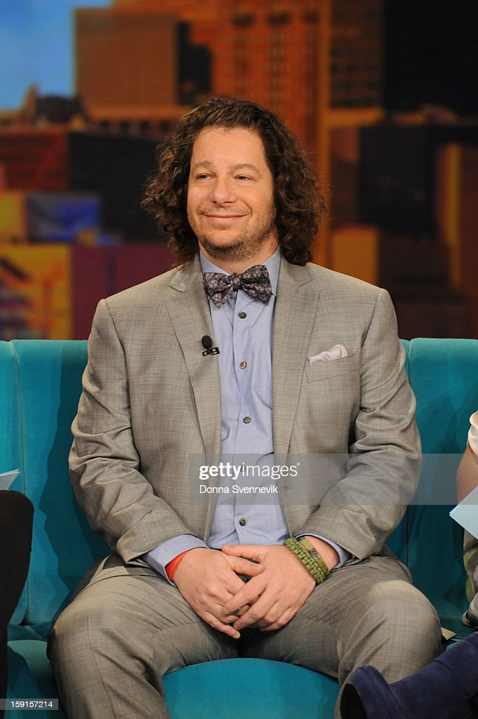 THE VIEW - Comedian Jeffrey Ross was the guest today, January 8, 2012, on 'The View.' 'The View' airs Monday-Friday (11:00 am-12:00 pm, ET) on the ABC Television Network. ROSS