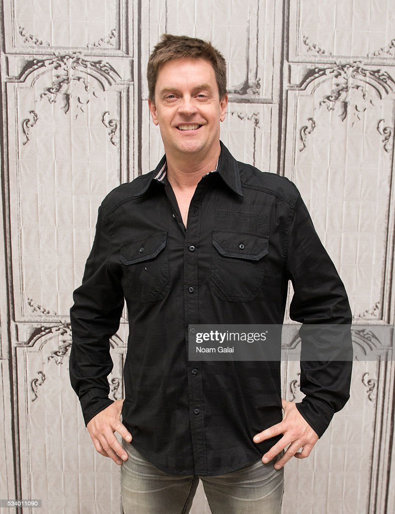 Comedian Jim Breuer visits AOL Build to discuss his album 'Songs From The Garage' at AOL Studios In New York on May 24, 2016 in New York City.