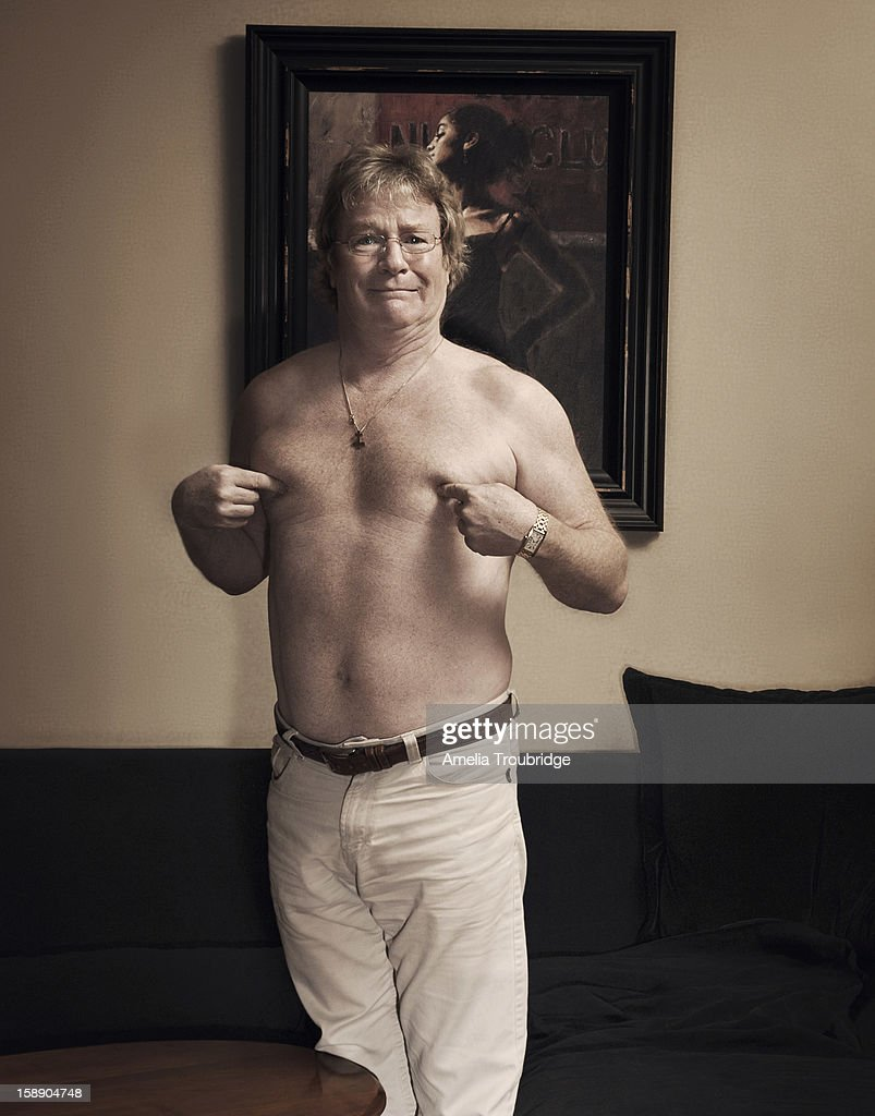 Comedian Jim Davidson is photographed on January 13, 2011 in London, England.