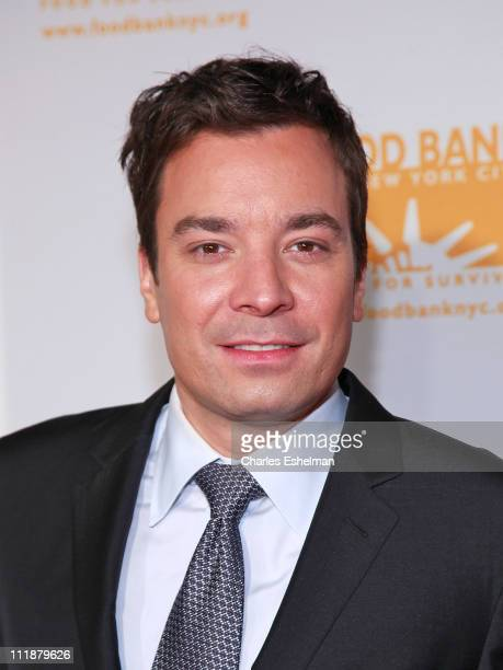 Comedian Jimmy Fallon attends the 2011 CanDo Awards Dinner at Pier Sixty at Chelsea Piers on April 7 2011 in New York City