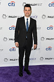 Comedian Jimmy Kimmel attends The Paley Center For Media's 32nd Annual PALEYFEST LA 'Scandal' at Dolby Theatre on March 8 2015 in Hollywood California