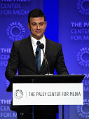 Comedian Jimmy Kimmel speaks onstage at The Paley Center For Media's 32nd Annual PALEYFEST LA 'Scandal' at Dolby Theatre on March 8 2015 in Hollywood...