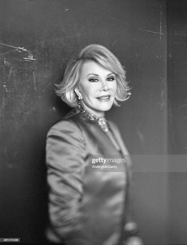 Joan Rivers, WE tv, 2012