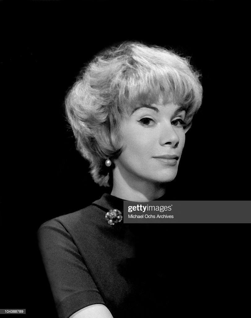 Comedian <a gi-track='captionPersonalityLinkClicked' href=/galleries/search?phrase=Joan+Rivers&family=editorial&specificpeople=159403 ng-click='$event.stopPropagation()'>Joan Rivers</a> poses for a portrait circa 1965 in New York City, New York.
