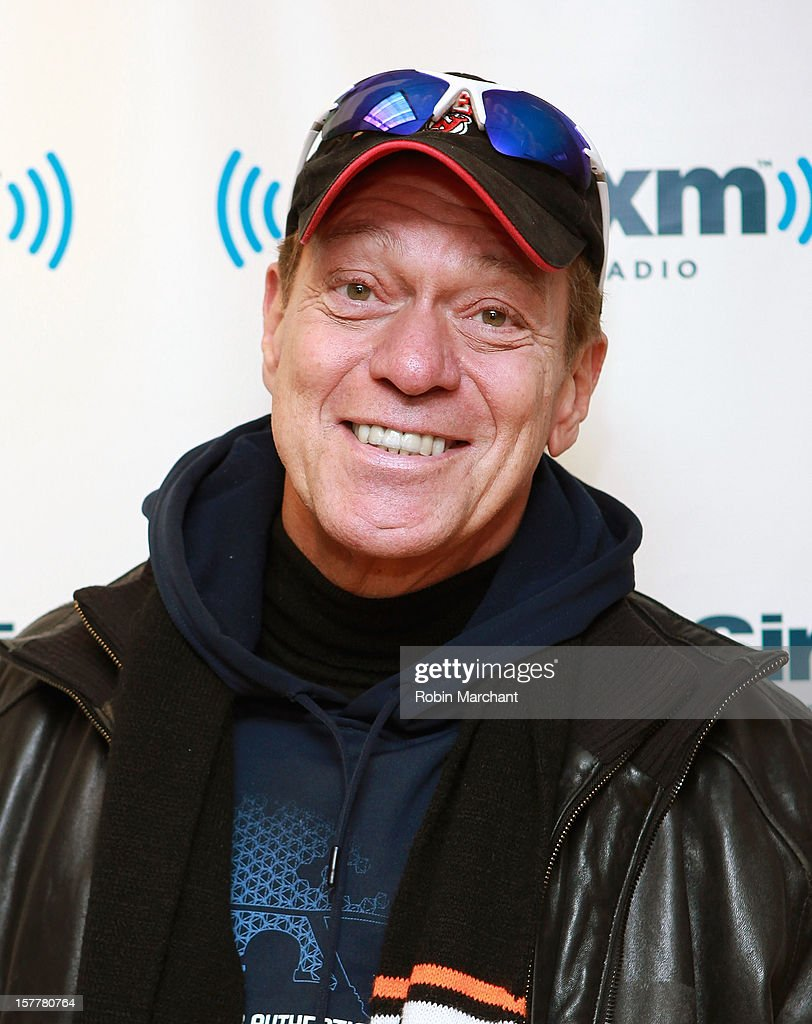Comedian <a gi-track='captionPersonalityLinkClicked' href=/galleries/search?phrase=Joe+Piscopo&family=editorial&specificpeople=228495 ng-click='$event.stopPropagation()'>Joe Piscopo</a> visits 'The Opie & Anthony Show' at the SiriusXM Studios on December 6, 2012 in New York City.